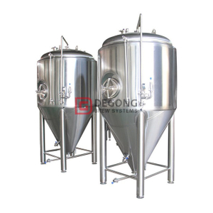 20HL z nerezové oceli Dimple Jacket Conical Fermentation Tank Beer Microprewery Plant Plant in Australia