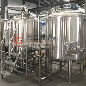 1000L Automatic SS Craft Beer Equipment Prewery Výrobce na skladě